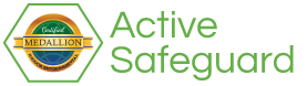 Medallion Active Safeguard Logo
