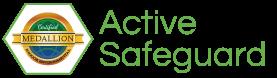Medallion Active Safeguard Logo